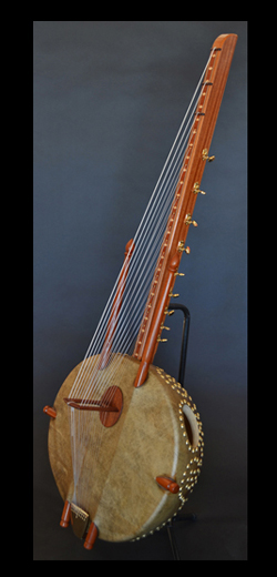 Kumbengo Kora instrument, Deluxe Model for sale buy