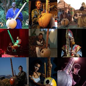 Kora Players musician kumbengo koras images