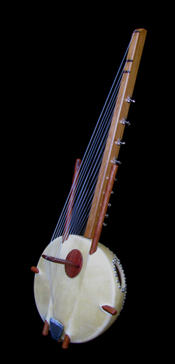 Kumbengo Kora instrument, Pro Model for sale, buy